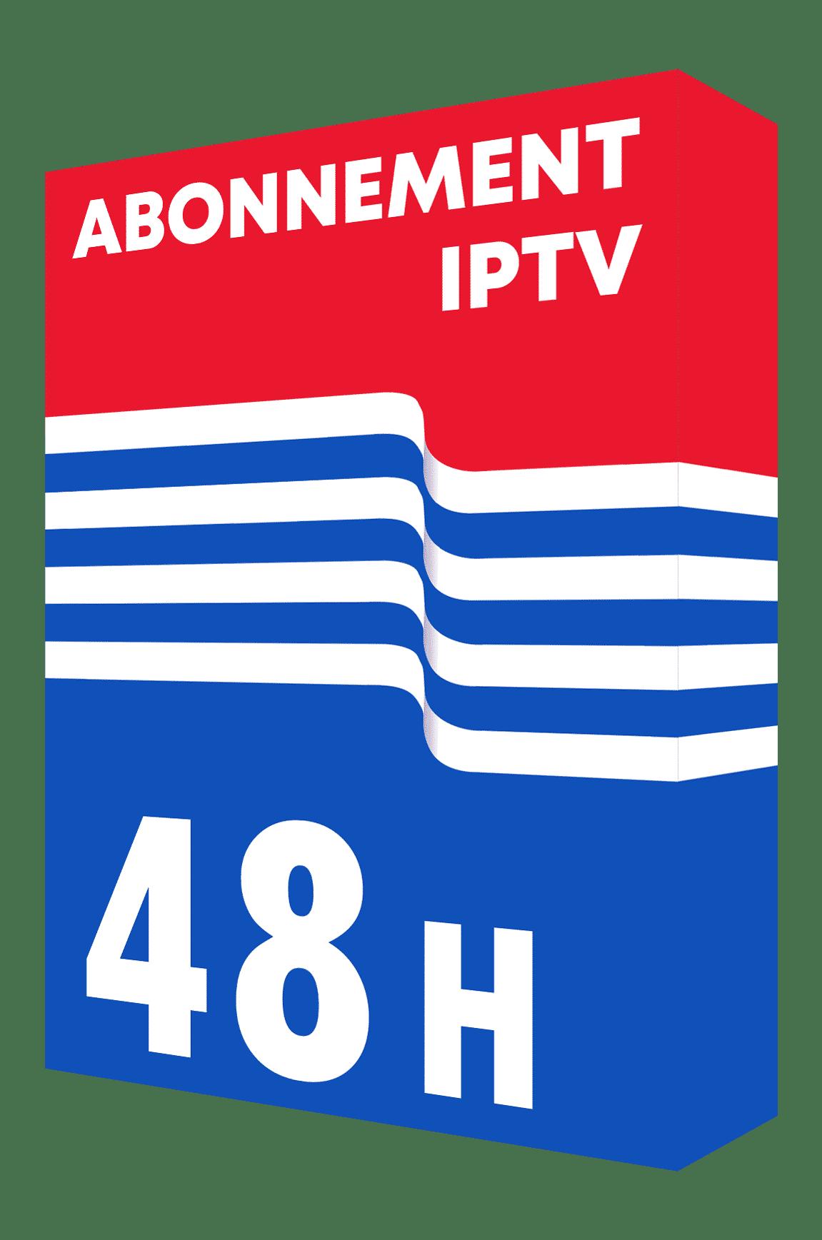 TEST IPTV 48H
